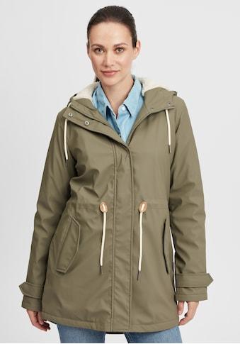 OXMO Regenjacke »Jolina«, Übergangsjacke aus wetterfestem Material kaufen