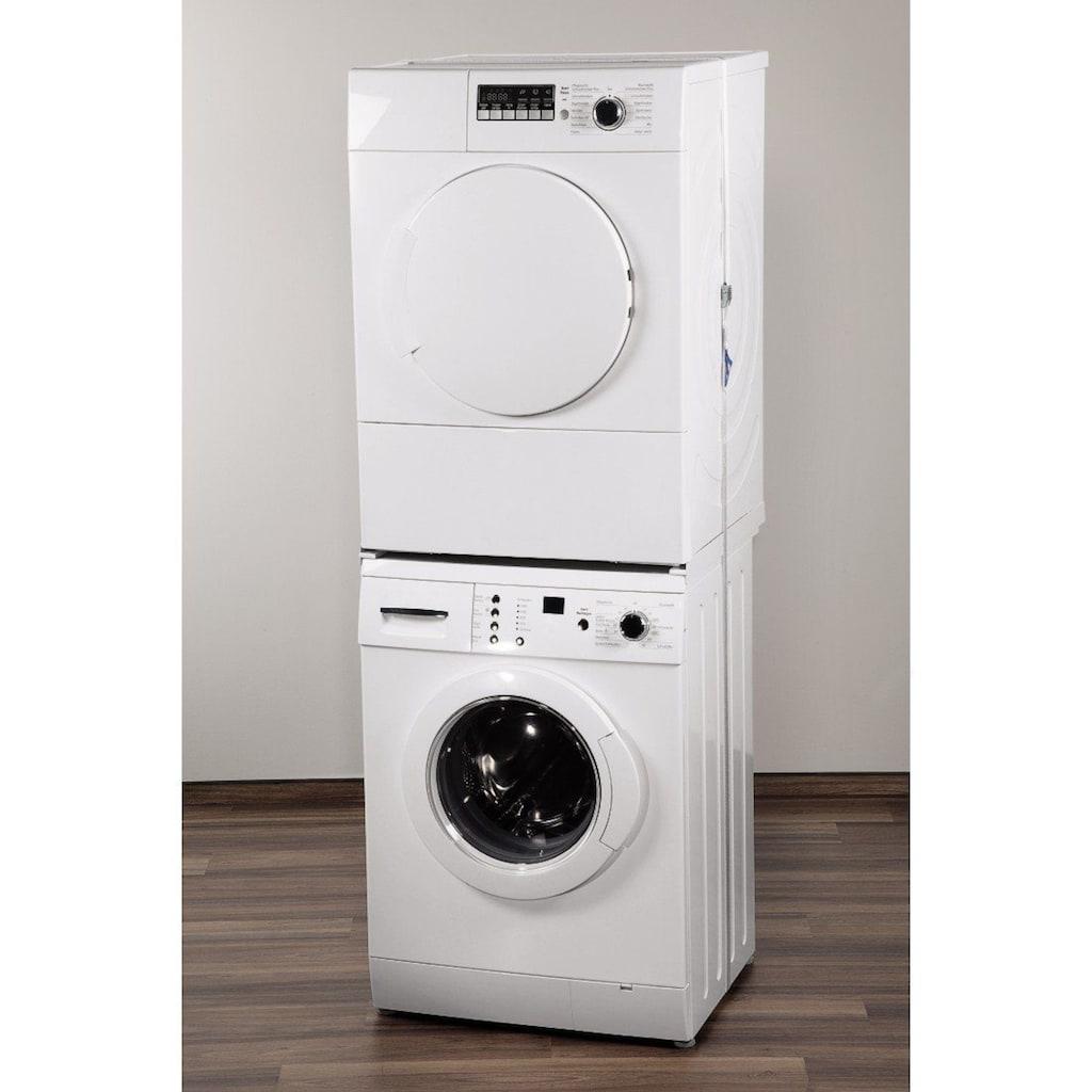 Xavax Zwischenbaurahmen Verbindungsrahmen für Waschmaschine