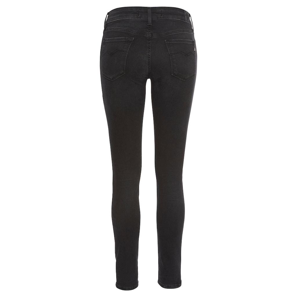 Replay Regular-fit-Jeans »New Luz - Hyperflex Clouds«, aus innovativer Eco-Qualität, nachhaltig