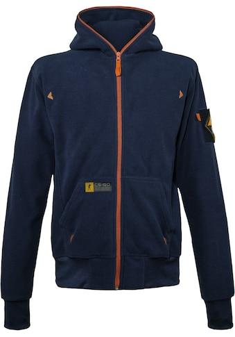 Musterbrand Kapuzensweatjacke »Fleece Jacket«, Counter-Strike Kollektion kaufen