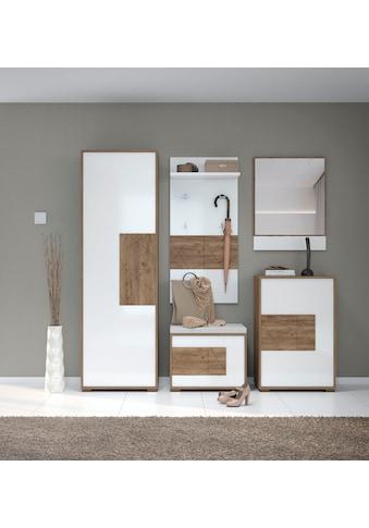 Places of Style Garderoben-Set »Stela«, (Set, 5 St.) kaufen