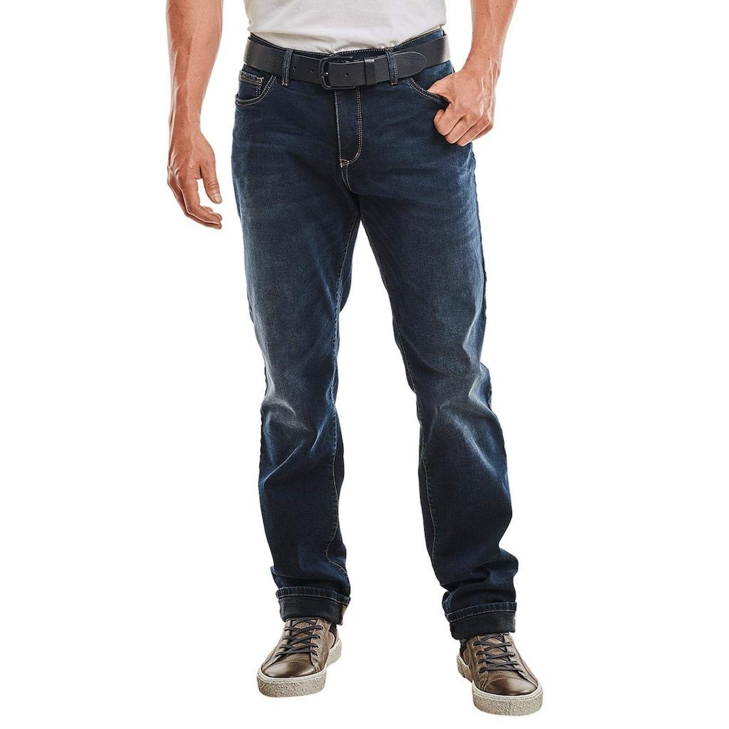 Engbers Stretch-Jeans, in schöner Kombifarbe
