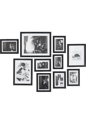 Guido Maria Kretschmer Home&Living Bilderrahmen Collage »Sentitama«, (Set, 10 St.) kaufen