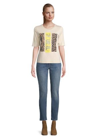 Betty Barclay Rundhalsshirt »mit Placement« kaufen