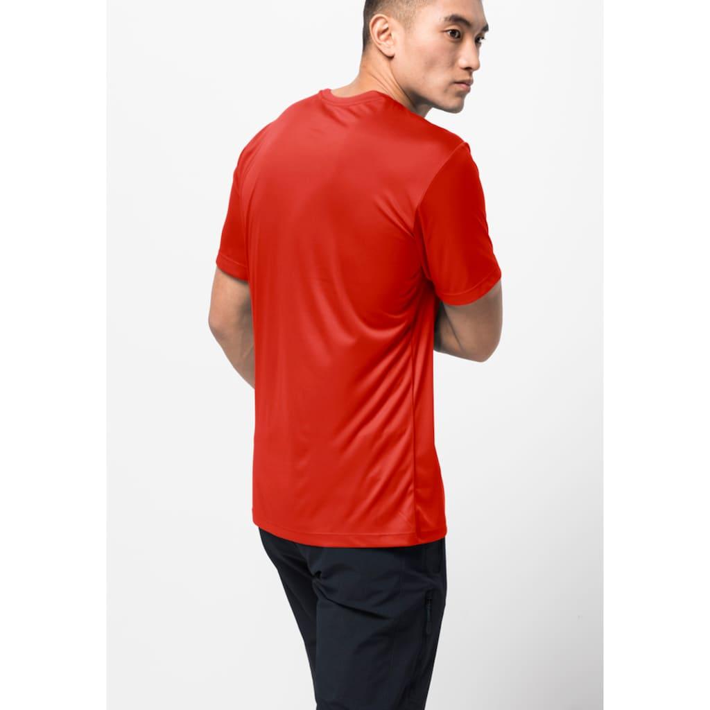 Jack Wolfskin T-Shirt »TECH T M«
