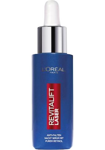 L'ORÉAL PARIS Gesichtsserum »Revitalift Laser Retinol Serum« kaufen