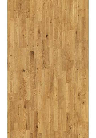 PARADOR Parkett »Basic Rustikal  -  Eiche astig, lackiert«, 2200 x 185 mm, Stärke: 11,5 mm, 4,07 m² kaufen