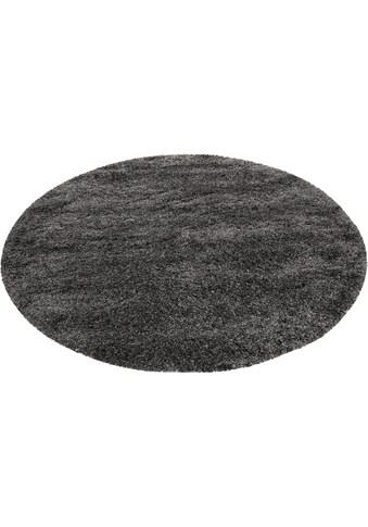 Esprit Hochflor-Teppich »Live Nature«, rund, 55 mm Höhe, weiche Haptik, Wohnzimmer kaufen