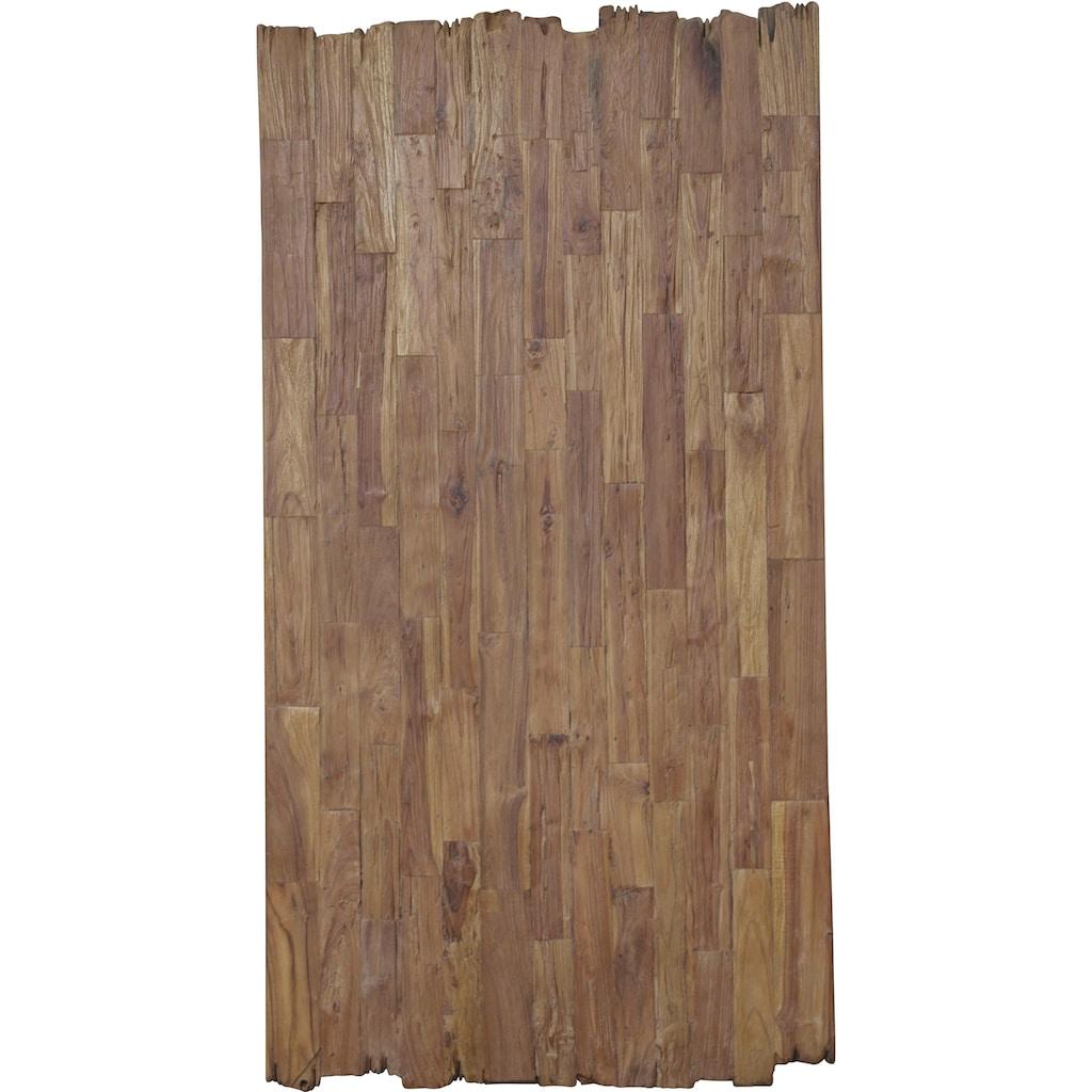 SIT Esstisch »Tops&Tables«, aus recyceltem Altholz