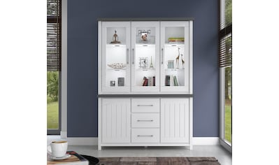 Premium collection by Home affaire Highboard »MIAMI«, Höhe 190 cm kaufen