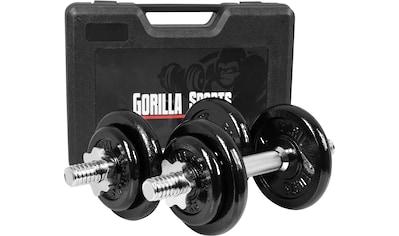 GORILLA SPORTS Hantel-Set, 20 kg kaufen