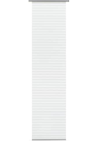 GARDINIA Schiebegardine »Flächenvorhang Natur-optik Flame«, HxB: 300x60 kaufen