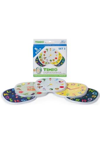 TIMIO Lernspielzeug »TIMIO Disc-Set 3«, magnetische Audio-Discs für den TIMIO Player kaufen