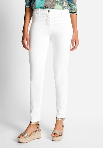 Olsen 5-Pocket-Hose, mit Verzierungen auf den Gesäßtaschen kaufen