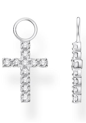 THOMAS SABO Einhänger für Ohrschmuck »Kreuz, EP001 - 051 - 14« kaufen