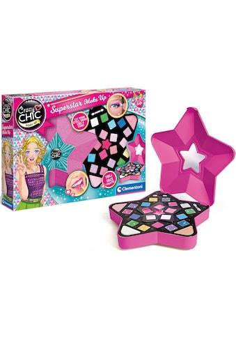 Clementoni® Kreativset »Crazy Chic - Superstar Make-Up« kaufen