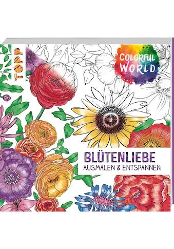 Buch »Colorful World - Blütenliebe / Soyeon Starke-An« kaufen