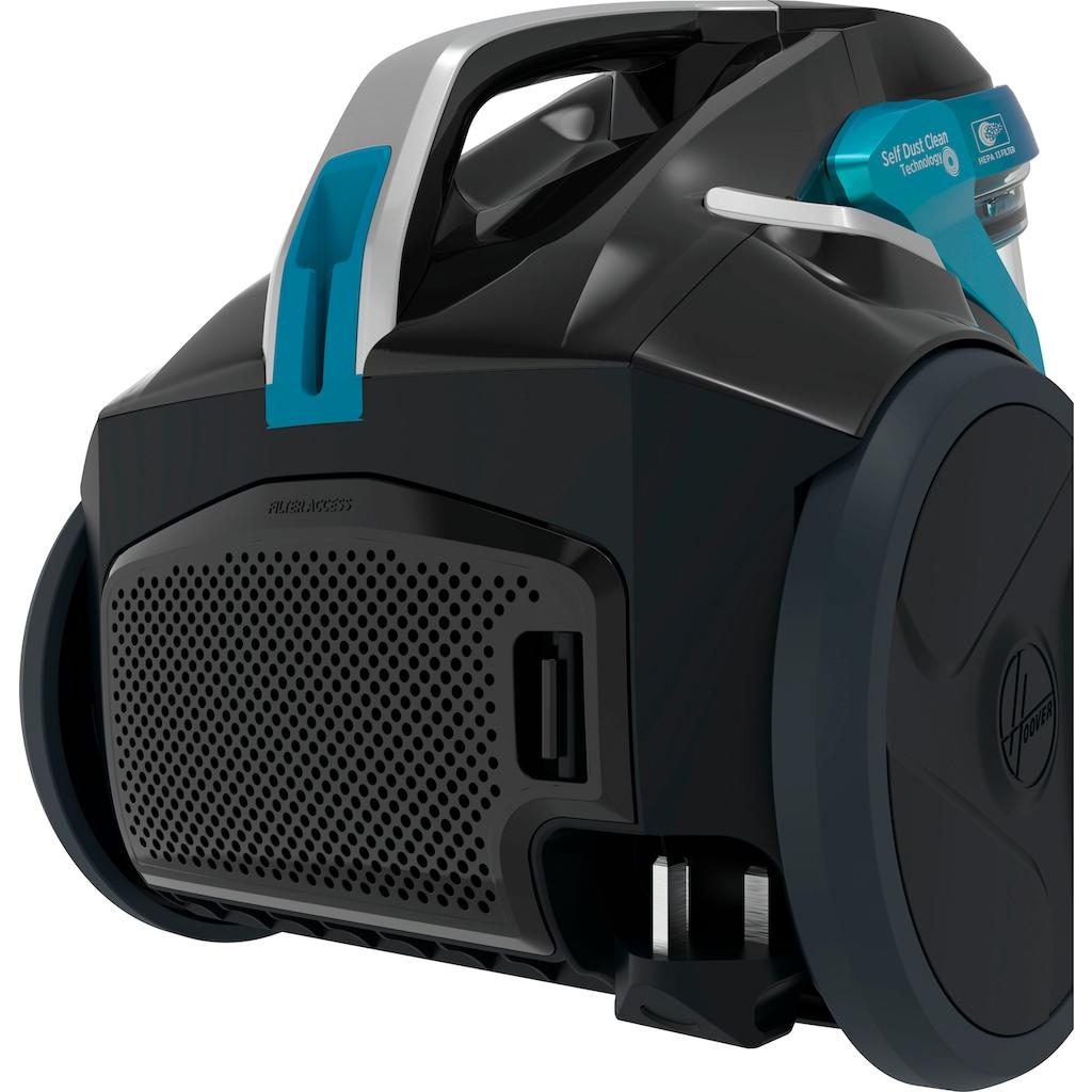 Hoover Bodenstaubsauger H-POWER 700, HP710PAR 011, 850 Watt, beutellos
