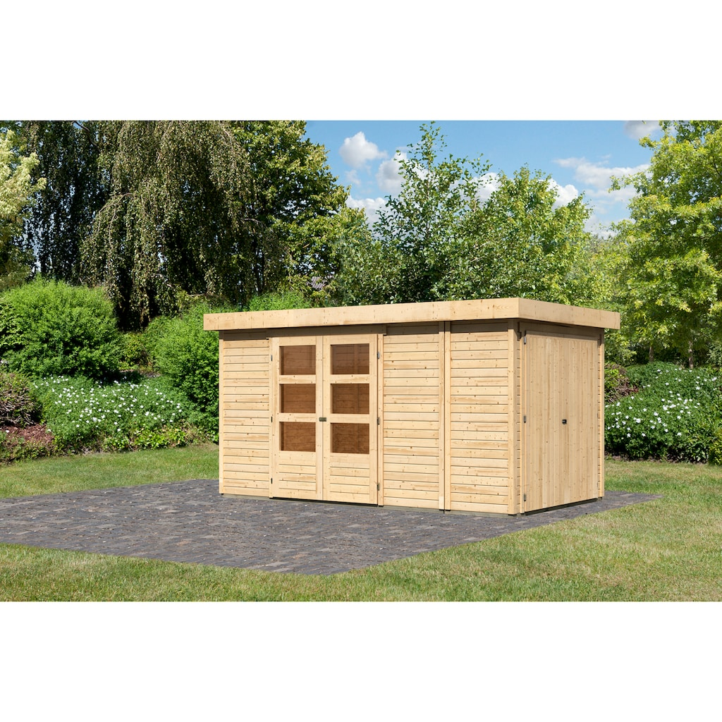 KONIFERA Gartenhaus »Ostsee 5«