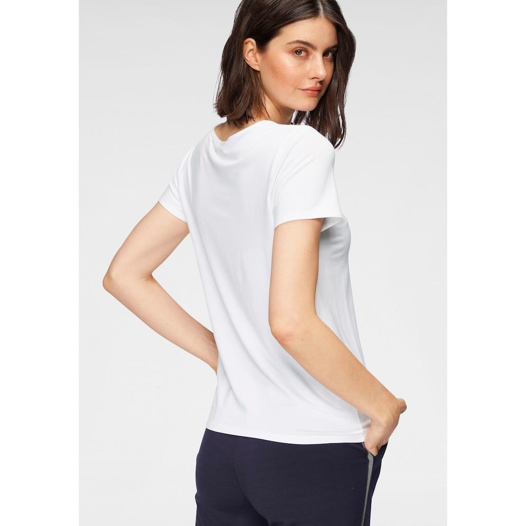 OTTO products V-Shirt, nachhaltig aus LENZING™ ECOVERO™ Viskose