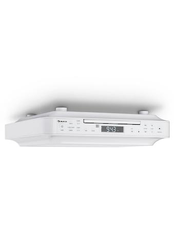 Auna Küchen - Unterbauradio CD MP3 Radio weiß »KRCD - 100 BT« kaufen
