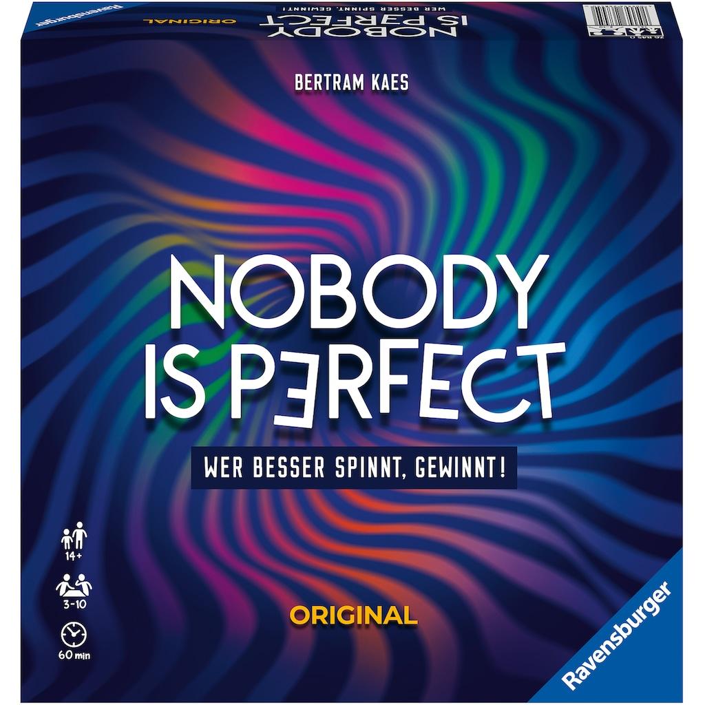 Ravensburger Spiel »Nobody is Perfect, Original«, Made in Europe, FSC® - schützt Wald - weltweit