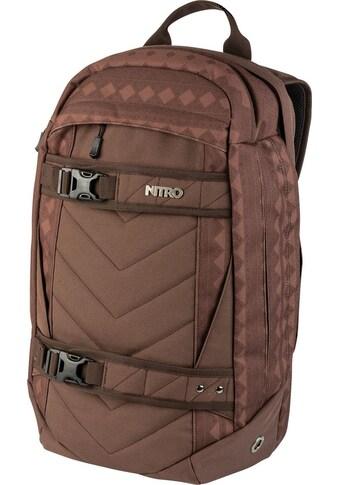 NITRO Laptoprucksack »Aerial Northern Patch« kaufen