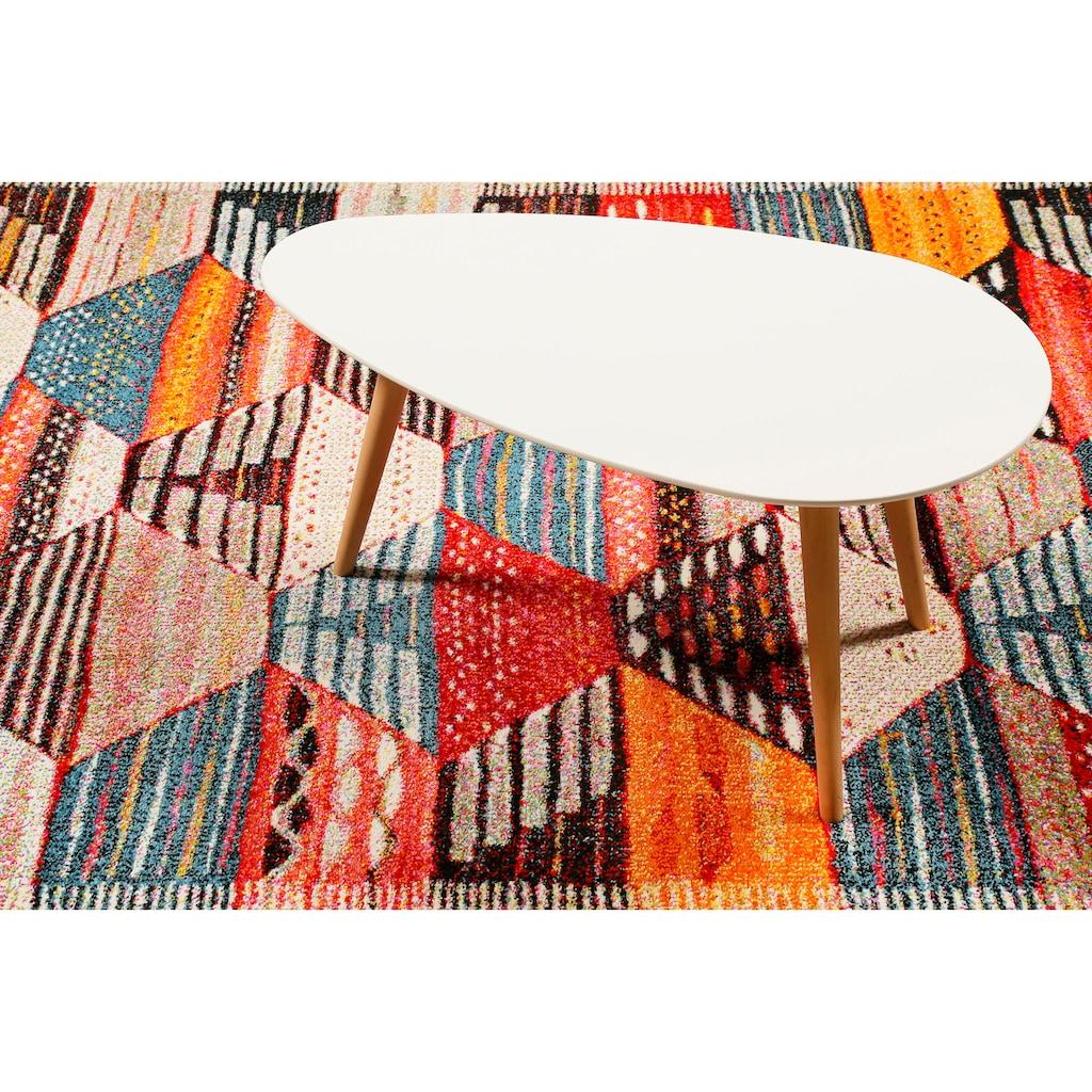 Wecon home Teppich »Modern Berber«, rechteckig, 13 mm Höhe, Wohnzimmer