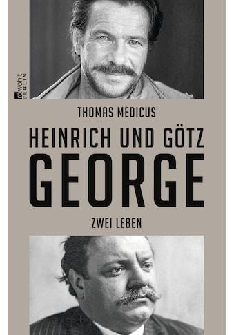 Buch »Heinrich und Götz George / Thomas Medicus« kaufen