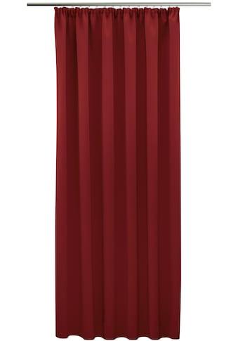 VHG Vorhang »Leon«, fertig konfektioniert kaufen