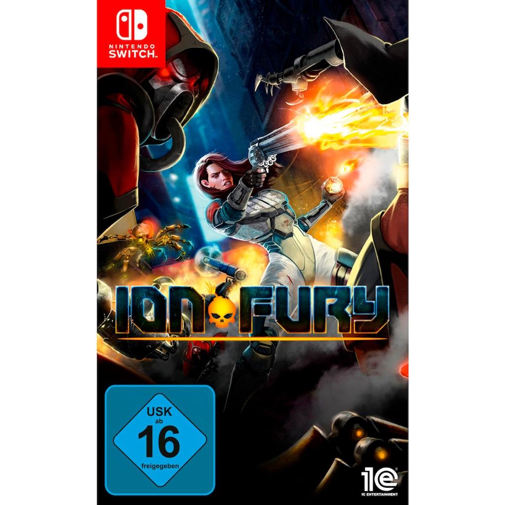 Spiel »Ion Fury«, Nintendo Switch