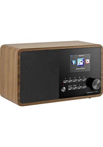 IMPERIAL by TELESTAR Internetradio (USB, WLAN, TFT Farbdisplay; Wecker) kaufen