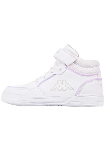 Kappa Sneaker »STIC HIGH KIDS«, in kinderfußgerechter Passform kaufen