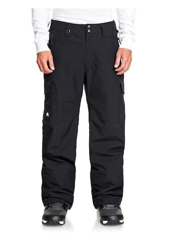Quiksilver Snowboardhose »Porter« kaufen