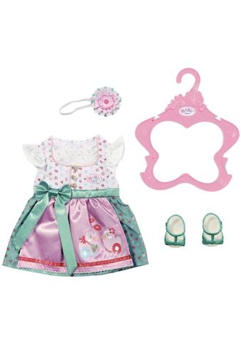 Baby Born Puppenkleidung »Dirndl« kaufen