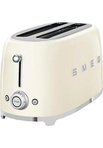 Smeg Toaster »TSF02CREU«, für 2 Scheiben, 1500 Watt kaufen