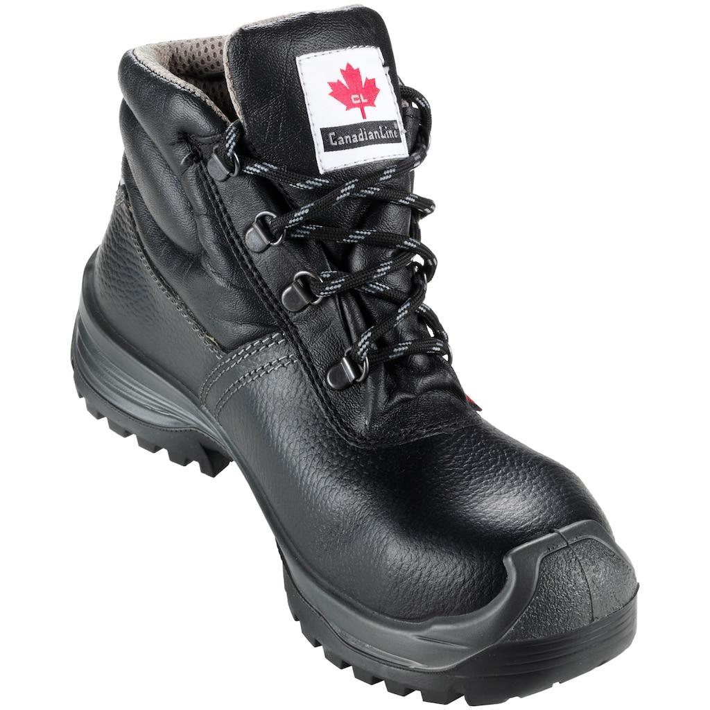 Canadian Line Sicherheitsstiefel, Sicherheitsklasse S3