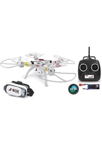Jamara RC-Quadrocopter »Payload GPS VR Drone Altitude HD«, mit Kamera kaufen
