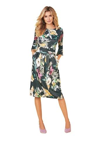 Creation L Jerseykleid mit Blumendruck kaufen