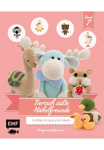 Buch »Tierisch süße Häkelfreunde 7 / Amigurumipatterns.net« kaufen