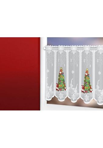 Panneaux, »Weihnachtsbaum«, Albani, Stangendurchzug 1 Stück kaufen