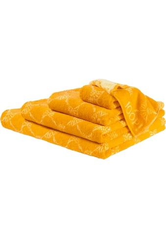 Joop! Handtücher »Cornflower«, (2 St.), mit Kornblumen-Muster kaufen