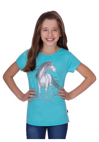 Trigema T - Shirt mit Pferd kaufen