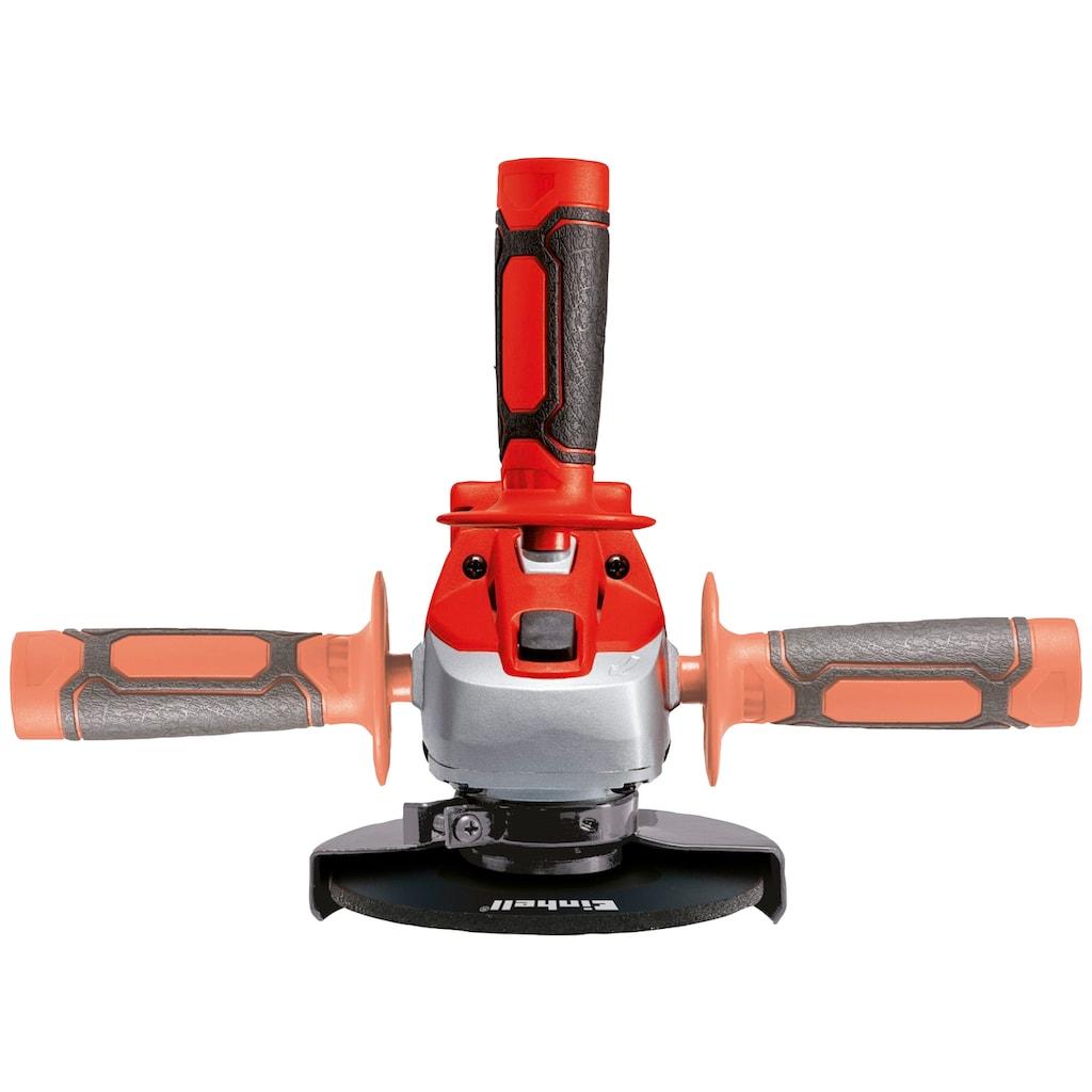 Einhell Akku-Winkelschleifer »TC-AG 18/115 Li-Solo«, Power X-Change, 115 mm, ohne Akku und Ladegerät