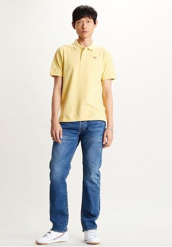 Levi's® Poloshirt, in hochwertiger Piqué-Qualität kaufen