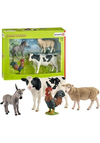 """Schleich® Spielfigur """"Farm World, Starter Set (42385)"""", (Set) kaufen"""