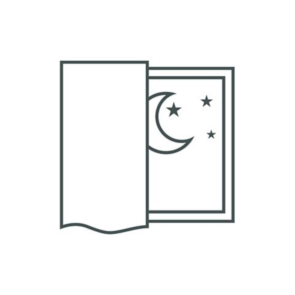 HOME WOHNIDEEN Vorhang »POLI«, HxB: 245x140