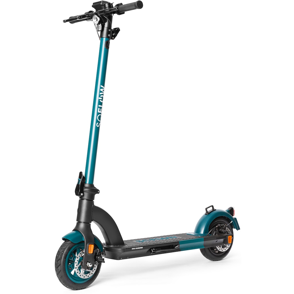 soflow E-Scooter »SOFLOW - SO4 basic E-Scooter mit Straßenzulassung«