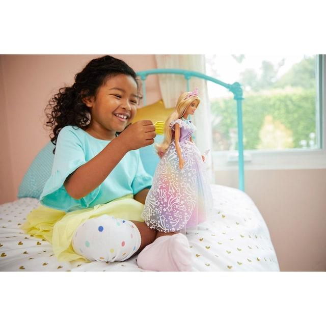 """Mattel® Anziehpuppe """"Barbie Dreamtopia Prinzessin, blond im Ballkleid"""""""