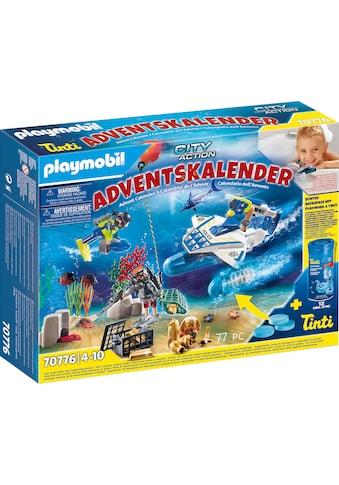 Playmobil® Adventskalender »Badespaß Polizeitaucheinsatz (70776), City Action«, ab 4... kaufen